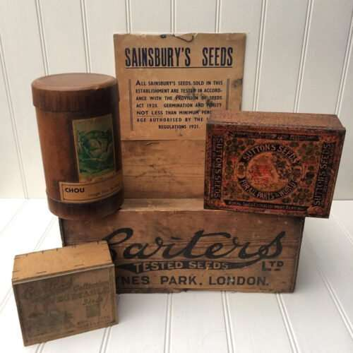 Vintage Advertising & Consumables